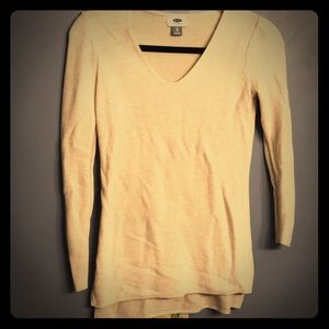 Old Navy thermal sweater sz XS